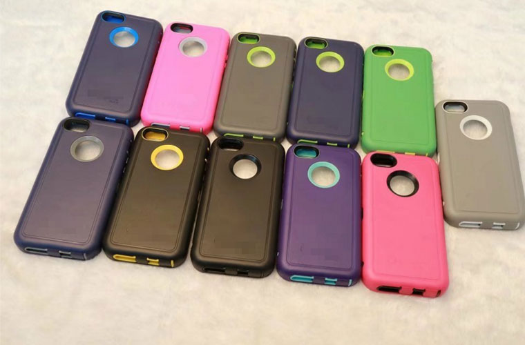 For iphone5c defender case