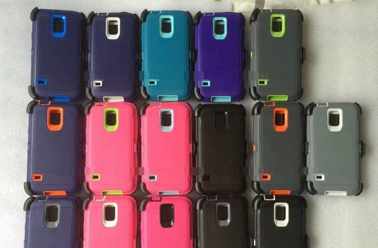 For samsung S5 defender case
