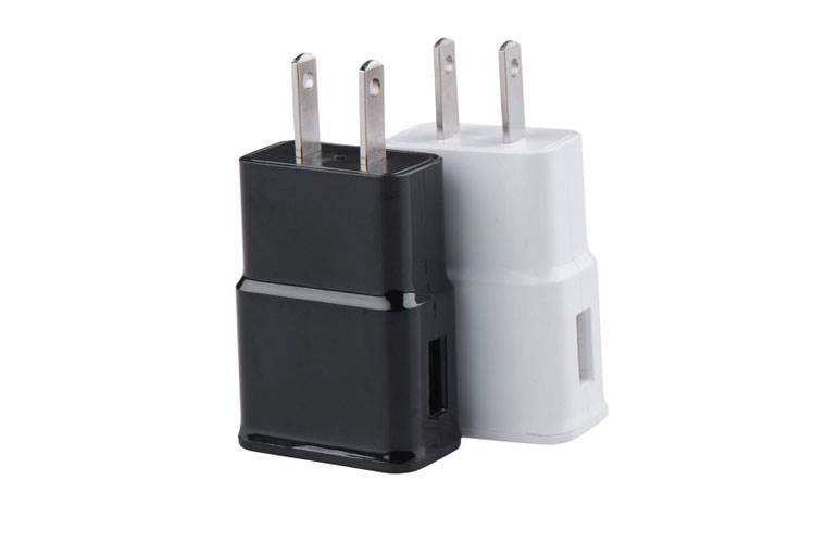 US Standard Travel Charger Adapter USB Wall Plug Socket Charger Adapter For Samsung Universal Phone Charger
