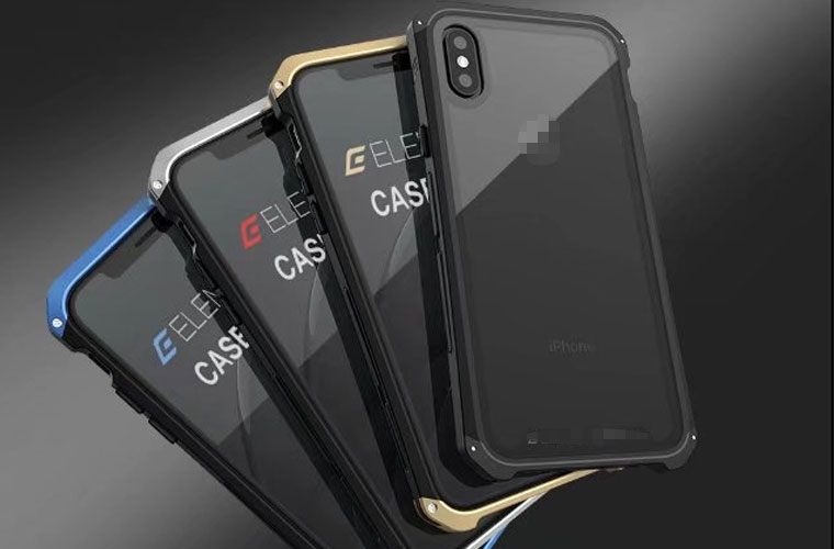 For iphoneX element case G-solace